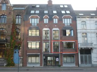 Ruim en gezellig appartement, centraal gelegen aan de buitenzijde van de groene boulevard, dichtbij winkels, restaurants, station.  <br /> De bushalte