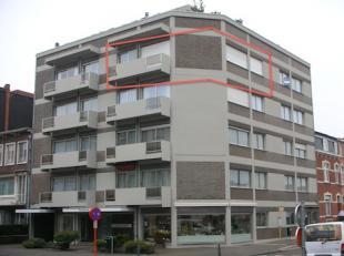 Appartement met veel lichtinval, gelegen tegenover het Jessa ziekenhuis, op wandelafstand van het stadscentrum, het Cultureel Centrum, stadspark, acad