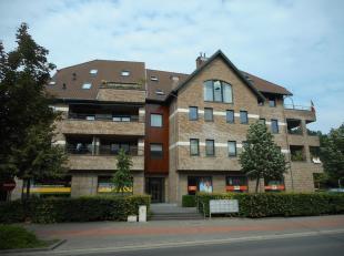 Gunstig gelegen appartement op de derde verdieping met ingerichte open keuken en badkamer, ruime living, 1 slaapkamer en kelder.<br /> De vaste kosten