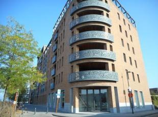 Dit luxe appartement met zicht op het kanaal ligt op wandelafstand van Hasselt centrum en heeft een oppervlakte van +/- 115 m².<br /> Het bestaat