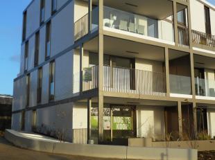 Prachtig nieuwbouwappartement te Lummen centrum.<br /> Dit appartement op de eerste verdieping heeft een bewoonbare oppervlakte van +/- 92 m² en