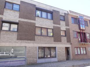 Knus appartement te Paal centrum.<br /> Dit appartement op de tweede verdieping bestaat uit twee slaapkamers, een ingerichte keuken en badkamer, livin