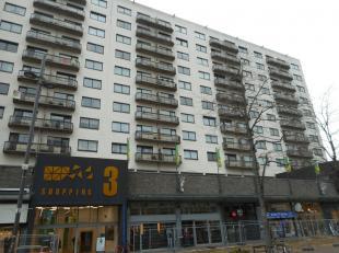 Dit appartement bestaat uit een inkomhal, living, keuken, badkamer, 2 slaapkamers, een terras en een autostandplaats (nr 119).<br /> De vaste kosten v