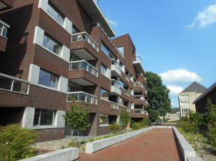 Dit gelijkvloerse nieuwbouwappartement bestaat uit een inkomhal, living, keuken, toilet, berging, badkamer, 1 slaapkamer, terras - kelderberging en on