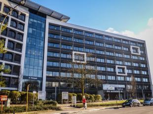 Schelde II is een gebouw met een totale bureeloppervlakte van 11 247 m² verdeeld over een gelijkvloers en 7 verdiepingen, palend via een tussenge
