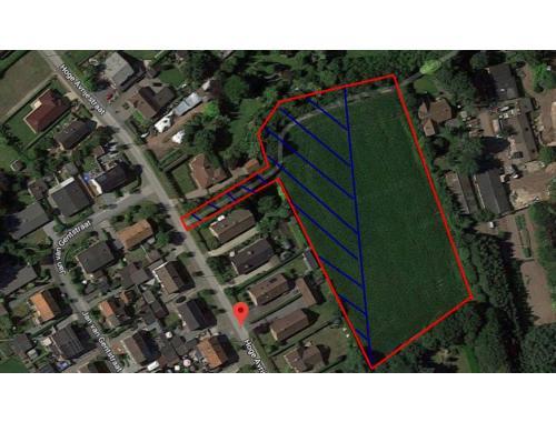 Terrain à bâtir à vendre à Evergem, € 600.000