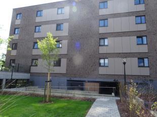 Vrij 01.04.2018 - te bezichtigen via kantoor<br /> <br /> Nieuwbouwappartement in residentie Alverpark, gelegen in een groene omgeving vlakbij het sta