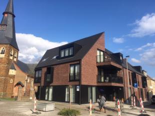Vrij - te bezichtigen via kantoor.<br /> <br /> Recent appartement in de kern van Kuringen, 63,5 m², nieuwbouw, 2de verdiep, met living, keuken (