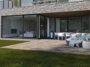 Residentie Gavroche in Rapertingen (Hasselt) is een stijlvol en hedendaags woonproject bestaande uit 11 appartement en 1 gelijkvloerse handels-/kantoo