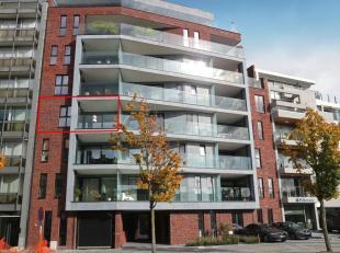 Onmiddellijk beschikbaar - te bezichtigen via online bezoekaanvraag op www.rzk.be.<br /> <br /> Nieuwbouw luxe appartement, 105 m², 3de verdiep,