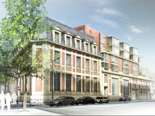 CENTRE DE BRUGGE : Hôtel, bar et restaurant à rénover (Ref. 18HE-BG)<br /> • A 200m de la grand place, à 100m du c
