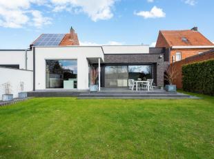 Prachtige moderne woning op een toplocatie in Bonheiden!!!<br /> Dankzij de hoogwaardige materialen, optimale lichtinval, uitstekende staat van onderh