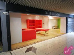 Leuke winkeltjes te koop vanaf 30 m²tot 140m2 in Shopping Center De Kern in Wilrijk! Profiteer mee van het grote aantal shoppers uit Wilrijk, Kon