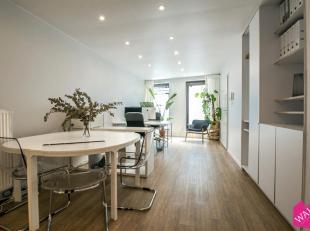 Deze instapklare kantoorruimte is gelegen in de Diamantwijk, vlakbij het Centraal Station. Het pand is modern ingericht en geniet van veel daglicht. A