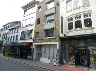 Hasselt: Centraal gelegen appartement met 1 slpk.<br /> <br /> Tof appartement vlakbij diverse winkels, openbaar vervoer en verschillende faciliteiten