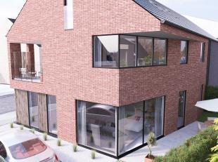 Residentie 'Crutzenhof' is gelegen op de hoek van de Jaarmarktstraat en Crutzenhof in Kuringen.<br /> Kleinschalig project bestaande uit 1 gelijkvloer