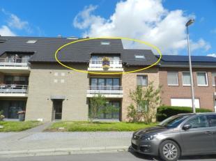 Munsterbilzen:  Op een aangename rustige locatie treft u dit knap Duplex appartement met 3 slpks en 2 terrassen. <br /> <br /> Op wandelfstand van Mun