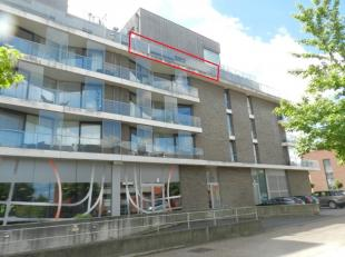 Hasselt: Gelegen op een mooie locatie treft u dit zeer knap 1 slaapkamer appartement met 2 terrassen.  <br /> <br /> Aan de Hassaluthdreef nr.12  bied