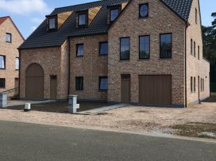Project 'MERELHOF' te Heusden, Merelstraat<br /> WWW.TEKOOPHEUSDEN.BE<br /> <br /> GELIJKVLOERS APPARTEMENT 5.1<br /> <br /> Private inkom langs recht