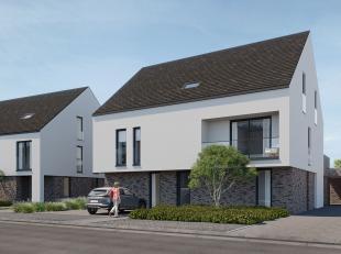 Titel: NIEUW: 6 Moderne appartementen 'Hofeinde' Zolder<br /> 6 hedendaagse nieuwbouwappartementen met 2 of 3 slaapkamers en private tuin en/of terras