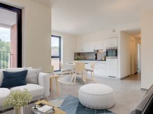 Een unieke kans! Een prachtig nieuwbouw-appartement met één slaapkamer voorzien van een ruime ondergrondse garage. Het is gelegen in de