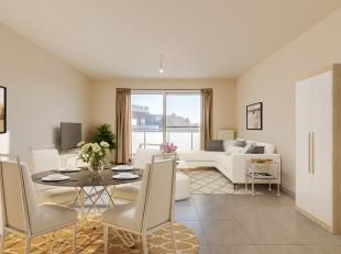 Een prachtig één-slaapkamer appartement voorzien van een ondergrondse garage met berging. Het is uitstekend gelegen dankzij de centrale