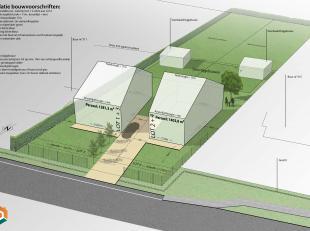 Een prachtige zuid-georiënteerde bouwgrond voor open bebouwing op een perceelsoppervlakte van ca. 1403,8 m².<br /> <br /> Plaatsing van de g