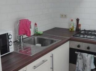 appartement bestaande uit ruime woonkamer, ingerichte keuken, badkamer met douche, apart toilet, 1 slaapkamer en terras. Lift is aanwezig. Geschikt vo