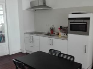 appartement bestaande uit 2 slaapkamers waarvan één doorloopkamer, woonkamer, keuken, badkamer met ligbad. Geschikt voor maximum 2 volwa