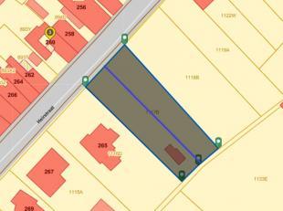 2 bouwgronden Half Open Bebouwing. <br /> lopende verkaveling. <br /> <br /> iedere bouwgrond ongeveer 6a70ca met een straatbreedte van 12m.<br />