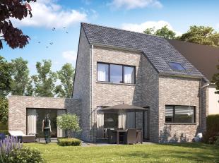 In Wevelgem wordt een halfopen woning gebouwd op een centraal gelegen perceel. Ondanks de centrale ligging is het gelegen in een rustigen en kindvrien