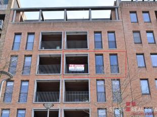 """Dit appartement gelegen aan """"De Kaai"""", op wandelafstand van het Centrum van Hasselt, werd hoogwaardig ingericht door interieurarchitecte Rieke Jacobs."""