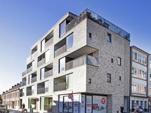 Zeer goed gelegen instapklaar nieuwbouwappartement, vlak aan de kleine ring en de ingang van de Demerstraat. Op 500m van de grote markt, 100m van de b