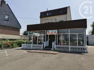 """Het betreft hier het vroegere restaurant """" Hong Kong City """" op de Maastrichtersteenweg ( Tongeren-Maastricht ) te Vroenhoven/Riemst.<br /> <br /> Voor"""