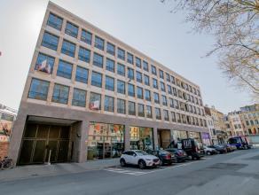 Deze kantoren bevinden zich op de 1e verdieping en hebben een oppervlakte van ca. 166 m².