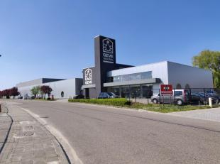 Het betreft een representatief gemengd gebouw op een zeer centrale locatie in bedrijvenzone 'Terbekehof', vlakbij de A12.Het geheel bestaat uit commer