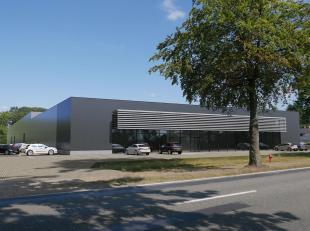 Bedrijfsvastgoed te koop                     in 2200 Herentals