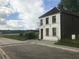 In het landelijke Mulken (op amper 3 km van de Grote Markt van Tongeren) vinden we in de Mulkerstraat deze bouwgrond voor open bebouwing terug. De gro