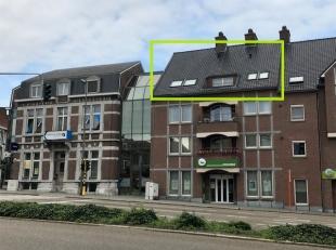 Aan de Elisabethwal vinden we in residentie 'Kruispoort', dit ruim appartement terug. Het is gelegen op de bovenste verdieping en is ingedeeld als vol
