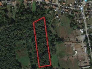 In de Boskantstraat, thv. nummer 99, vinden we dit perceel landbouwgrond. Met een oppervlakte van 29a40ca is dit een ideaal perceel voor vb. het houde