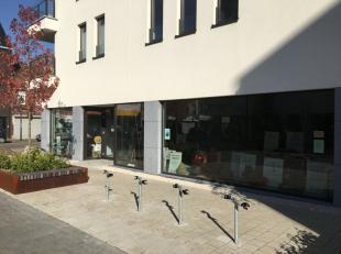 Meer info op www.leopoldspark.be. Casco retailruimte van 421m². Kan samengevoegd worden met ruimte SL0.1B (132m²). OOK HUUR MOGELIJK aan 220