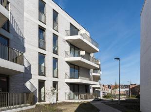 Dit pas opgeleverd nieuwbouwappartement met twee slaapkamers vinden we in Project 'De Weverij'.Zin in een wandelingetje in de groene zone of naar de m