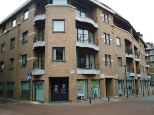 Goed gelegen winkelrruimte groot 98 m² met uitbreidingsmogelijkheden tot 650 m² hoek Demerstraat en kleine ring aan de Kempische Poort. Goed