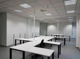In het kantoorgebouw van Asap.be gelegen aan de Zuiderring te Genk wordt een kantoorruimte van 190 m² ter beschikking gesteld. Deze kantoren besc