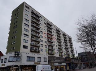 Appartement 85m² met 2 slpk. in het centrum van Genk met 2 terassen en een ondergrondse garage. Goede busverbinding en vlotte bereikbarheid van d