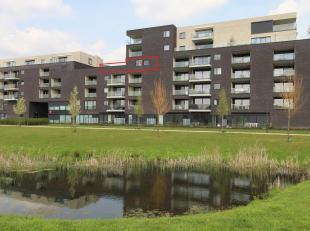 Prachtig nieuwbouw appartement 115m² met ruime dakterras 22m², uitstekend gelegen aan het vredespark en op wandelafstand van de stad, ook he