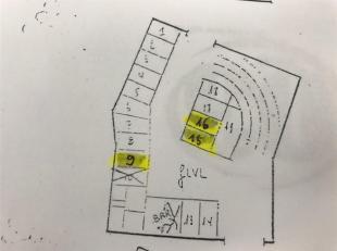 Gunstig gelegen binnenstaanplaats op de gelijkvloers verdieping. Mogelijkheid om 3 staanplaatsen te kopen.Voor informatie bel 03/287.68.88 of 0474/74.