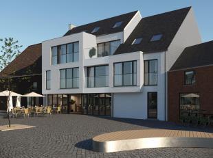 Wonen in een icoon<br /> De Residentie Roxy is gelegen aan het dorpsplein van Beerzel, een deelgemeente van Putte.<br /> Dit modern nieuwbouwproject z