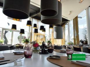 Instapklaar en volledig ingerichte horecazaak voor restaurant of brasserie in het centrum van Genk.<br /> Zin in een nieuwe uitdaging? Dan is dit pan