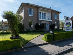 Vrijstaande gezinswoning gelegen aan de stadsrand van Tongeren, Wirixstraat 28.<br /> <br /> Alle praktische faciliteiten zijn vlot bereikbaar binnen